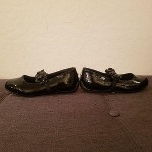 Michael Kors Shoes - Michael Kors Girls Rover Flora Slip on Dress Shoe